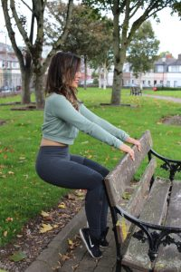 Park Bench Barre - Chair