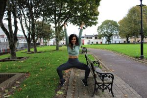 Park Bench Barre - Wide Second