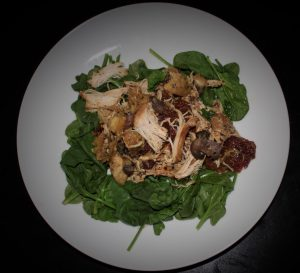 Time - Whole30 Slow Cook Tuscan Chicken