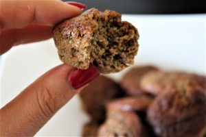 Holiday traditions and paleo zucchini muffins