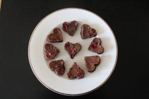 Savor - Paleo Brownies with Sweet Potato Chocolate Frosting