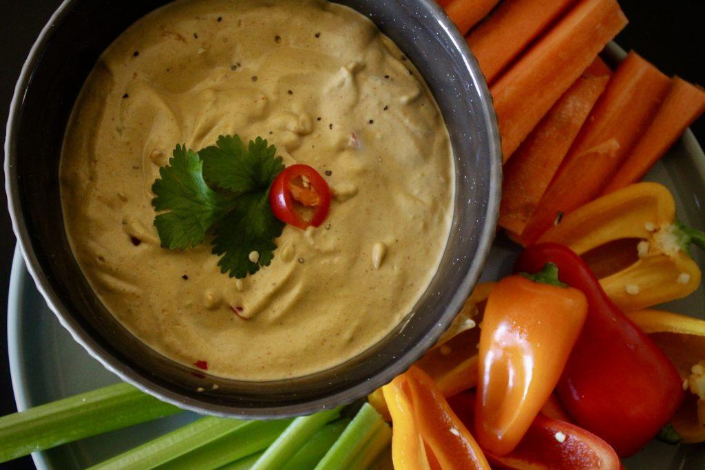 Optimistic - Dairy Free Vegan and Paleo Queso Dip