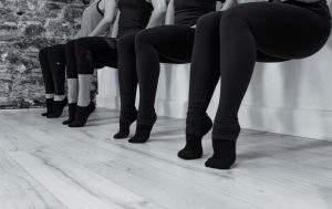 Barre - Exercise Makes Us Happier