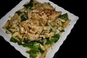 Whole30 Lemon Artichoke Chicken