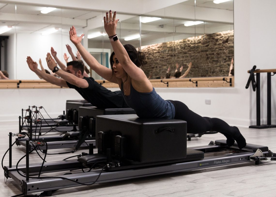 Never Stop Learning - Reformer Pilates