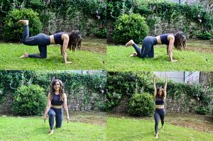 Home Cardio Barre Workout