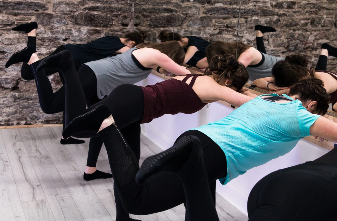 Barre is effective and inclusive